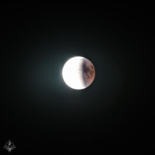 Mond und Finsternis