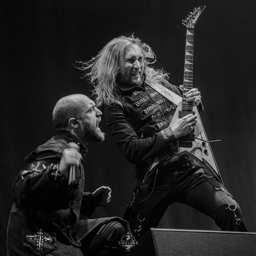 Beast in Black | Barclaycard Arena, Hamburg | 2018.11.06